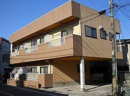 コーポ安藤[1階]の外観