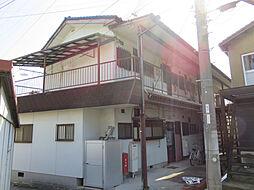 兵庫県姫路市別所町別所の賃貸アパートの外観