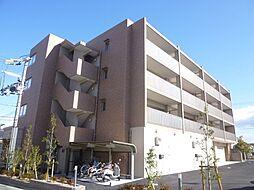 大阪府箕面市小野原西4丁目の賃貸マンションの外観