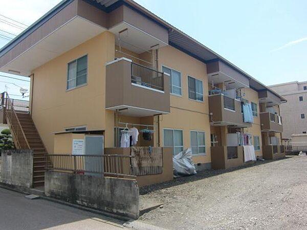 小川第2マンション[202号室]の外観