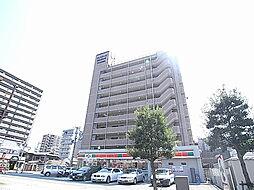 兵庫県姫路市坂田町の賃貸マンションの外観