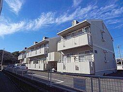 兵庫県神戸市西区王塚台3丁目の賃貸アパートの外観