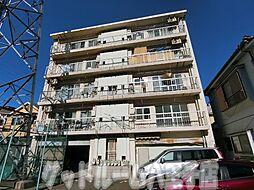 美成社マンション[5階]の外観
