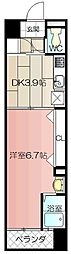 PROJECT2100小倉駅[413号室]の間取り
