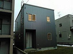 [一戸建] 北海道札幌市東区北四十二条東1丁目 の賃貸【/】の外観