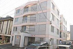 北海道札幌市中央区宮の森四条5丁目の賃貸マンションの外観