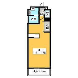 フォルテ[7階]の間取り