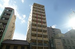 クレアートアドバンス大阪城南[6階]の外観