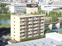 105大稲マンション[704号室]の外観