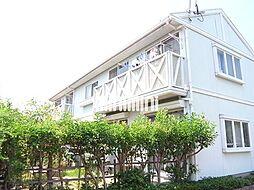ドムールG(A)[2階]の外観