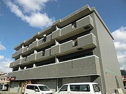 福岡県太宰府市坂本1丁目の賃貸マンションの外観