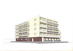 オーク南茨木[2階]の外観
