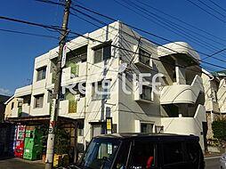 東京都国分寺市東恋ヶ窪6丁目の賃貸マンションの外観