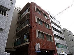 永井マンション[3階]の外観