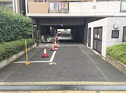 大阪市中央区谷町7丁目の機械式駐車場