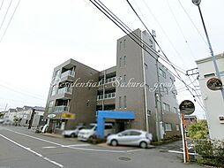 神奈川県茅ヶ崎市松林2丁目の賃貸マンションの外観