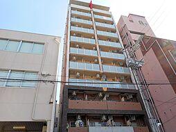 CQレジデンス大阪WEST[2階]の外観
