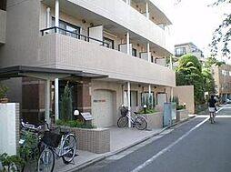 東京都大田区南馬込2の賃貸マンションの外観
