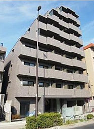 東京都板橋区弥生町の賃貸マンションの外観