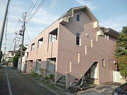 東京都目黒区八雲4丁目の賃貸マンションの外観