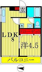 亀有駅 6.5万円