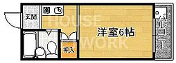 加藤マンション[305号室号室]の間取り