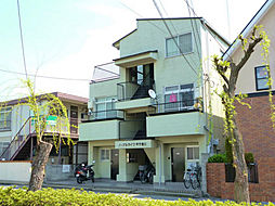 兵庫県西宮市甲子園口1丁目の賃貸マンションの外観