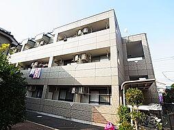 東京都足立区西伊興1丁目の賃貸マンションの外観