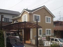 愛知県豊田市大林町16丁目の賃貸アパートの外観