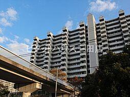 兵庫県三田市狭間が丘5丁目の賃貸マンションの外観
