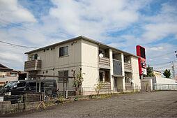 愛知県名古屋市港区砂美町の賃貸アパートの外観