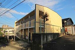 コート吉野[203号室]の外観