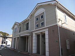 福岡県北九州市八幡西区則松5丁目の賃貸アパートの外観