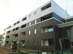 広島県広島市安佐南区緑井3丁目の賃貸マンションの外観