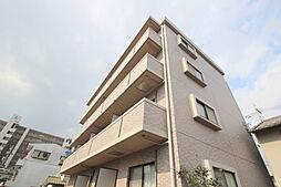 菖蒲池コーポ[4階]の外観