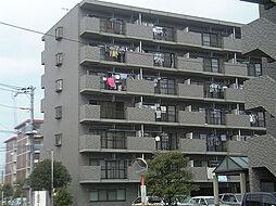 ベルシャイン竹原A[6階]の外観