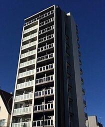 東京都品川区東中延2丁目の賃貸マンションの外観