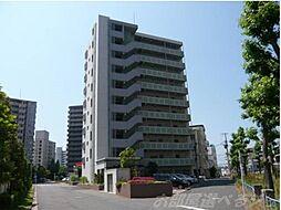 福岡県北九州市小倉北区木町1丁目の賃貸マンションの外観