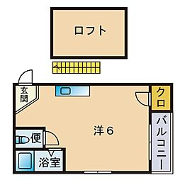 【敷金礼金0円!】ドール友丘1