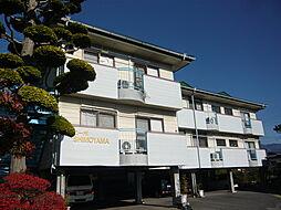 コーポSHIMOYAMA[303号室]の外観