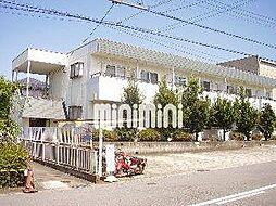 愛知県長久手市長配2の賃貸アパートの外観