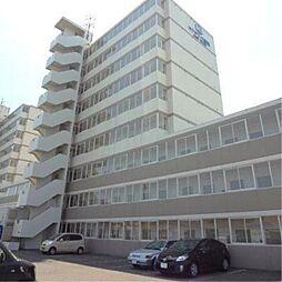 オクタワーズ江別野幌ウエストタワー1[2階]の外観