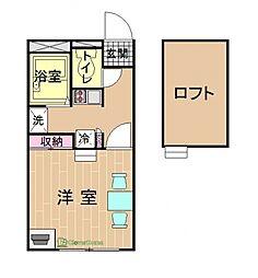 KOIZUMI[105号室]の間取り