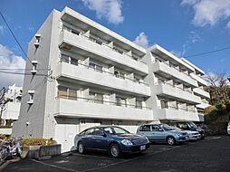 玉川学園ガーデンハウスA棟[4階]の外観