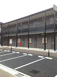 埼玉県さいたま市緑区芝原2の賃貸アパートの外観