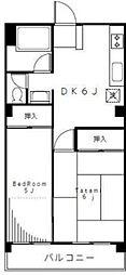 グロワール志村[1階]の外観
