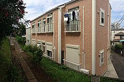 ハーミットクラブハウス戸塚III[2階]の外観