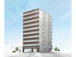 仮)高砂2丁目新築マンション[902号室]の外観