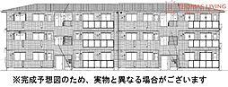 D-roomS・K B棟[1階]の外観