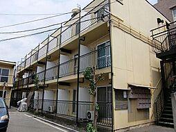 田町第二マンションB棟[301号室]の外観